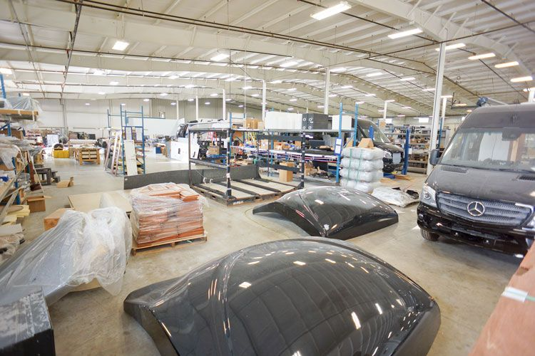 Would you like a factory tour of The RV Factory manufacturing plant?