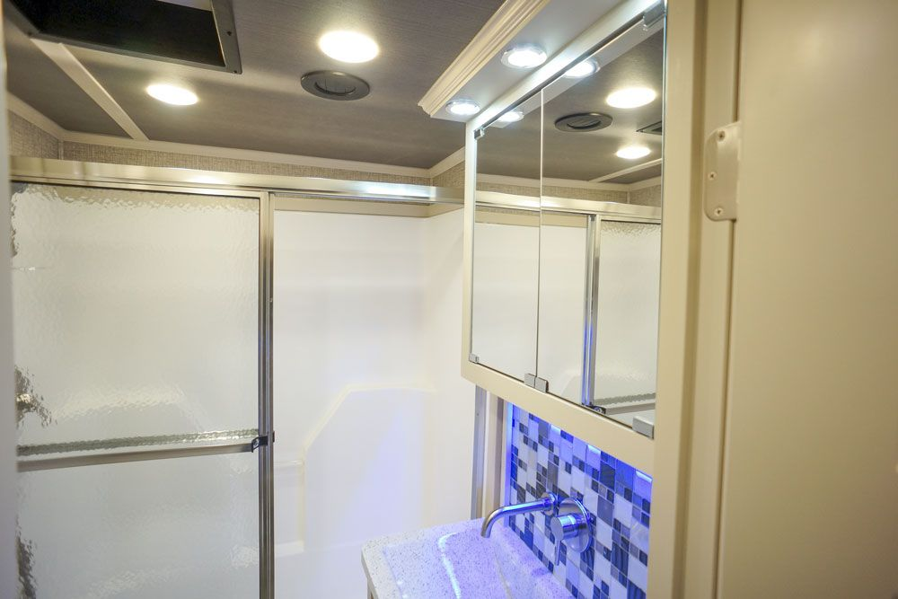 Luxury toy hauler master bath 02